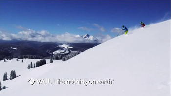 Vail TV Spot, 'Like Nothing On Earth' Featuring Lindsey Vonn - Thumbnail 4