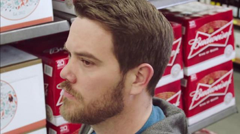 Budweiser Super Bowl 2015 Preview TV Spot, 'Clydesdale Beer Run' - Thumbnail 3