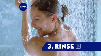 Nivea In-Shower Body Lotion TV Spot, 'Conveniently Moisturize' - Thumbnail 6