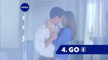 Nivea In-Shower Body Lotion TV Spot, 'Conveniently Moisturize' - Thumbnail 8