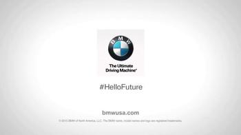 BMW i3 Super Bowl 2015 TV Spot, 'Newfangled Idea' Ft. Today Show Hosts - Thumbnail 10