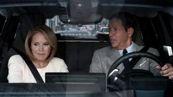 BMW i3 Super Bowl 2015 TV Spot, 'Newfangled Idea' Ft. Today Show Hosts - Thumbnail 6