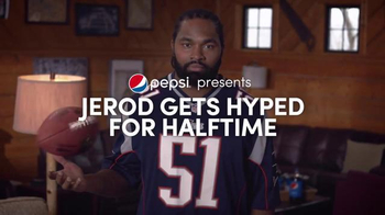 Hyped for Halftime: Jerod Mayo Gets Hyped thumbnail