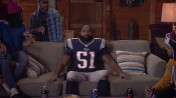 Pepsi TV Spot, 'Hyped for Halftime: Jerod Mayo Gets Hyped' - Thumbnail 3