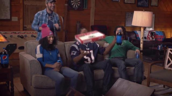 Pepsi TV Spot, 'Hyped for Halftime: Jerod Mayo Gets Hyped' - Thumbnail 9