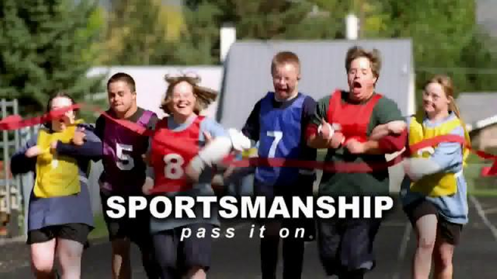 Values.com TV Commercial, 'Special Athlete'