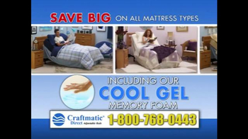 Craftmatic Collossal Closeout Celebration TV Spot, 'Call and Decide' - Thumbnail 5