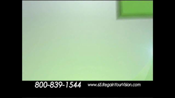 The LASIK Vision Institute TV Spot, 'Tired of Glasses and Contacts?' - Thumbnail 4