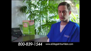 The LASIK Vision Institute TV Spot, 'Tired of Glasses and Contacts?' - Thumbnail 5