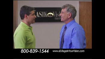 The LASIK Vision Institute TV Spot, 'Tired of Glasses and Contacts?' - Thumbnail 7