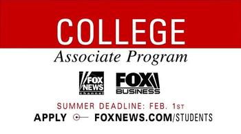 Fox News Channel College Associate Program TV Spot - Thumbnail 10