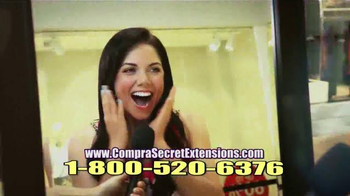 Secret Extensions TV Spot, 'Se Integra Perfectamente' [Spanish] - Thumbnail 3