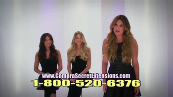 Secret Extensions TV Spot, 'Se Integra Perfectamente' [Spanish] - Thumbnail 5