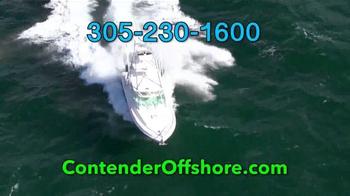 Contender Boats TV Spot, , 'World's Largest Custom Boat Manufacturer' - Thumbnail 6