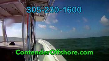 Contender Boats TV Spot, , 'World's Largest Custom Boat Manufacturer' - Thumbnail 7