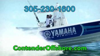 Contender Boats TV Spot, , 'World's Largest Custom Boat Manufacturer' - Thumbnail 8