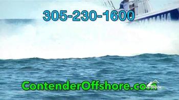 Contender Boats TV Spot, , 'World's Largest Custom Boat Manufacturer' - Thumbnail 9
