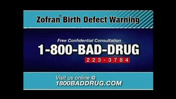 Pulaski & Middleman TV Spot, 'Zofran Birth Defect Warning' - Thumbnail 5