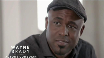 Bring Change 2 Mind TV Spot, \'Stronger Than Stigma\' Featuring Wayne Brady