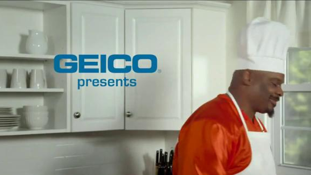 GEICO TV Commercial, 'The Ickster: What's Cooking With ...