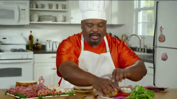 GEICO TV Spot, 'The Ickster: What's Cooking With Ickey?' Feat. Ickey Woods - Thumbnail 4