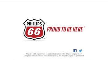 Phillips 66 TV Spot, 'Big 12 Conference' - Thumbnail 8