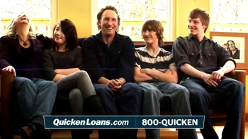 Quicken Loans TV Spot, 'The Wassmans' - Thumbnail 2