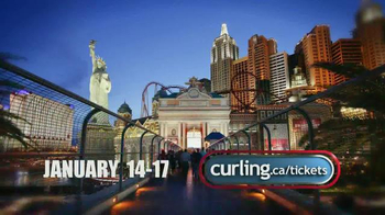 Canadian Curling Association TV Spot, '2016 WFG Continental Cup of Curling' - Thumbnail 6