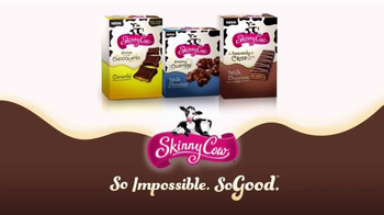 Skinny Cow Divine Filled Caramel Chocolates TV Spot, 'Time Sheets' - Thumbnail 9