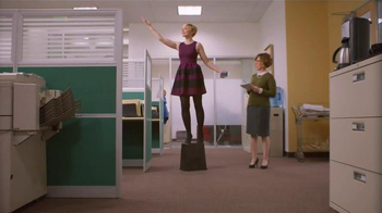 Skinny Cow Divine Filled Caramel Chocolates TV Spot, 'Time Sheets' - Thumbnail 6