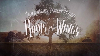 Ram Trucks TV Spot, 'Roots and Wings' Featuring Miranda Lambert - Thumbnail 1