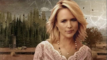 Ram Trucks TV Spot, 'Roots and Wings' Featuring Miranda Lambert