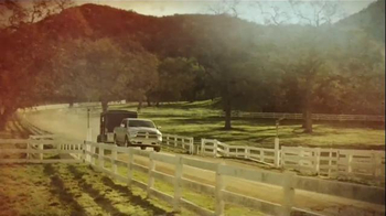 Ram Trucks TV Spot, 'Roots and Wings' Featuring Miranda Lambert - Thumbnail 4