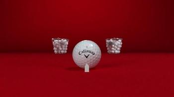 Callaway Chrome Soft Golf Balls TV Spot, 'Fast vs. Soft' - Thumbnail 6
