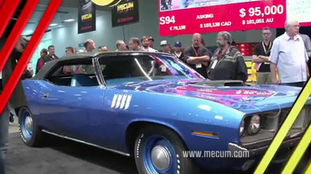 Mecum.com TV Spot, 'Exclusive Access' - Thumbnail 10