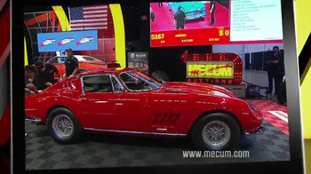 Mecum.com TV Spot, 'Exclusive Access' - Thumbnail 7