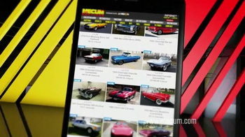 Mecum.com TV Spot, 'Exclusive Access' - Thumbnail 8