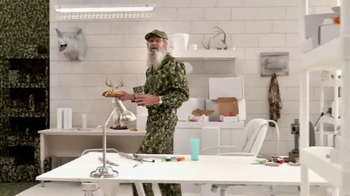 Zaxby's Boneless Wings Meal TV Spot, 'Chickenflage' Featuring Si Robertson - Thumbnail 3
