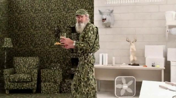 Zaxby's Boneless Wings Meal TV Spot, 'Chickenflage' Featuring Si Robertson - Thumbnail 4