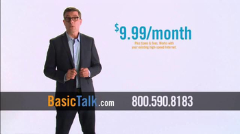 BasicTalk TV Spot, 'Reliable Home Phone Service' - Thumbnail 2