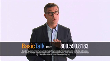 BasicTalk TV Spot, 'Reliable Home Phone Service'