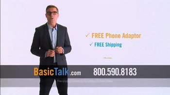 BasicTalk TV Spot, 'Reliable Home Phone Service' - Thumbnail 8