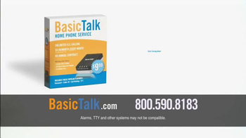 BasicTalk TV Spot, 'Reliable Home Phone Service' - Thumbnail 9