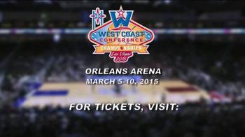 West Coast Conference TV Spot, '2015 Championships' - Thumbnail 10