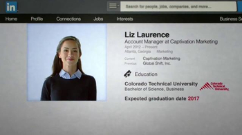 Colorado Technical University TV Spot, \'Fast Track\'