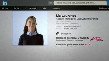 Colorado Technical University TV Spot, 'Fast Track'