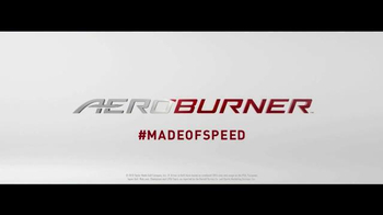 TaylorMade Aeroburner Driver TV Spot, 'Made of Speed' - Thumbnail 9