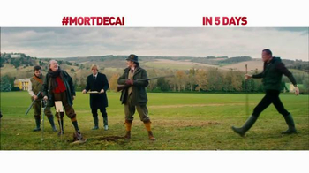 Mortdecai - Alternate Trailer 14