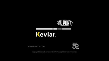 Kevlar TV Spot, 'Dare Bigger' - Thumbnail 7