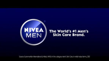 Nivea Men Sensitive Shaving Gel TV Spot, 'Car Race Shave Irritation' - Thumbnail 8